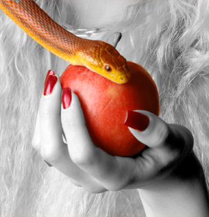 apple_and_snake_by_brokensmile13